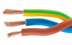 China Non Sheated Flexible Insulated Electrical Wire For Switch Control , Relay on sale