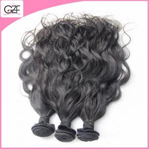 China Where to get Cheap Hair Extensions 8A Quality Human Hair for Weaving Natural Wave on sale