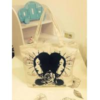 China Manufacturer Of Canvas Shopping Bag