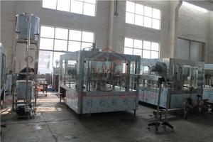 China Pulp Orange Hot Juice Filling Machine Capping Sleeve Labeling CE/ BV / ISO on sale