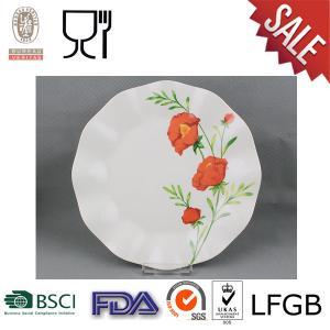 China Plastic Wave Rim Plate on sale