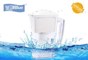 China 2.5L Portable Alkaline Water Pitcher , Mineral Water Jug BPA Free FDA /CE / ROHS on sale