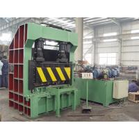 Open Style Feed Box Scrap Metal Shear For Iron And Copper , Hydraulic Plate Shear