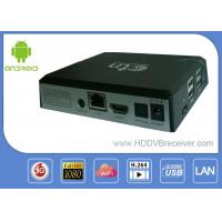 China CTN Quad Core Android Smart IPTV Box XBMC With Google Media Player on sale