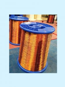 China AWG10-20 electric motor winding materials enameled copper  wire,1EIW180 ,natural color PT25 on sale