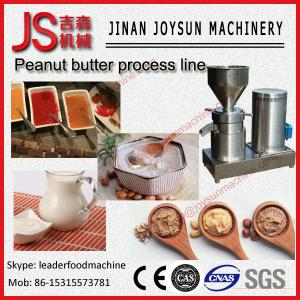China High output sesame paste grinding machines/peanut butter grinder on sale