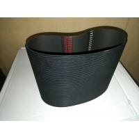 Durable Poly Rib Belt , Moulded Multi Rib V Belts Less Pilling With Low Noise