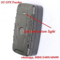 China Magnetic 3G Vehicle Gps Tracker / Assets Locator Device , Real Time Tracking on sale