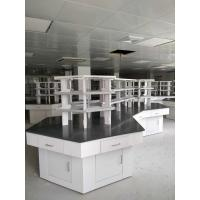 Commercial Laboratory Furniture,Metal Laboratory Workbench,Steel-Frame PP Workbench
