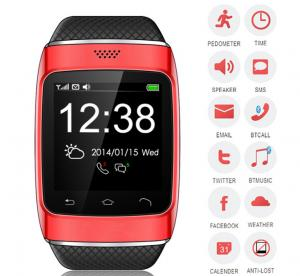 China Smart Bluetooth Watch Phone ---E12 on sale