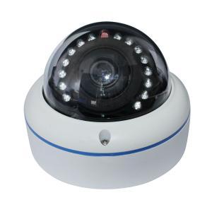 China 800TVL High Definition Analog CCTV Dome Cameras, Vandalproof IR Dome Cameras on sale