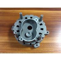 Shot Blasting / Painting Aluminum Alloy ADC12 Electric Motor Housing , 0.02mm Tolerance