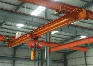 China 0.5 tons to 10 tons Single Girder Overhead Travelling Crane/ Flexible Hoisted Crane on sale