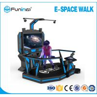 China Head Mounted Displays Vr Gaming Treadmill , HTC VIVE Vr Walking Machine on sale