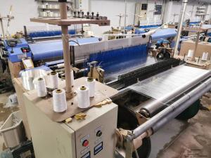 China Waterproof Alkali Free Woven Glass Fibre Fabric  Wrap Roll on sale