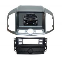 6.2 Inch Digital Chevrolet Captiva With 3G WIFI Car Audio Navigation DVD GPS CVE-6109GD