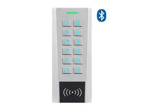 China XK4-BT is a keypad access control with embedded Bluetooth module, which can access doors by card/password/smartphone on sale