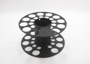 China One PP coil bobbin plastic circular tray Wear - resisting Custom Size on sale