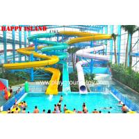 Galvanized Steel Water Park Equipments Kids
