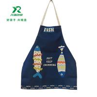 recycle custom promotion reuseable garden kids adults non woven cotton promotional cooking apron