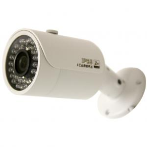 China Plug & Play 600tvl Indoor Security Cameras RJ45 , H.264 D1 CCTV System on sale