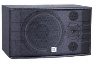 China Indoor Pro Sound System 10 Inch Karaoke Speakers Black Paint Night Club Audio on sale