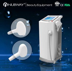 China permanent hair removal 808nm diode laser machine with fast In-motion Technology on sale