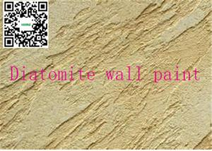 China Eco Friendly Diatomite Wall Architecture Interior Paint Liquid Coating on sale