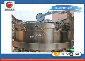Quality Aluminum Beverage Cans Energy Drink Beverage Making / Filling Machine for sale