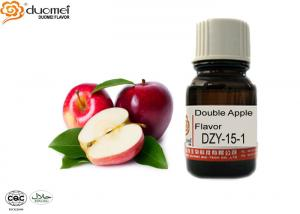 China Double Apple Flavour Hookah Flavoring For E Liquid , 5 Working Days Delivery Time on sale
