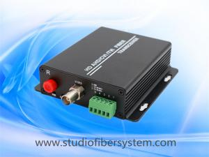 China OEM 1CH 1MP/1.3MP/2MP/3MP/4MP/5MP AHD fiber converters,ahd video transmitter&receiver for CCTV system on sale