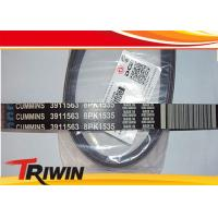Cummins diesel engine Parts timing fan ribbed belt 8PK1535 3911563