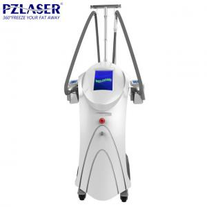 China Full Body Cellulite Reduction Machine That Freezes Fat Cells Pain Free on sale