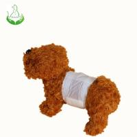 new design hot sales good quality Male Dog Diaper