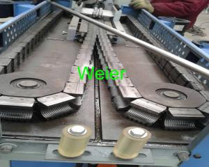 China PVC , PA Single Wall Corrugated Pipe Production Line For Electrical Conduit Pipe on sale