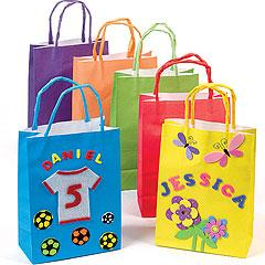 China Xmas gift packaging paper bag on sale