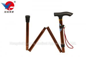 China Mountaineering Foldable Forearm Crutches Relieve Leg Pressure Protect Knee Joints on sale