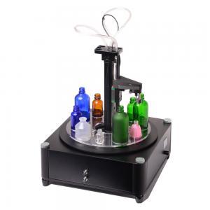China Portable 10ml Bottle Perfume Filling Machine Compact Digital Control Pump Liquid Filling Machine on sale