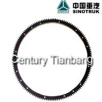 China HOWO A7 Dump Truck Parts Starter Ring Gear  612600020208 on sale