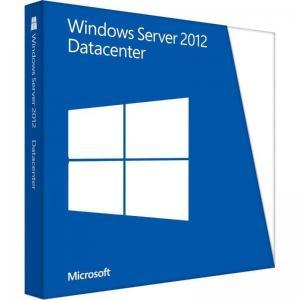 Quality Media Windows Server Open License 2012 Datacenter OEM Retail Box 2 Processor for sale