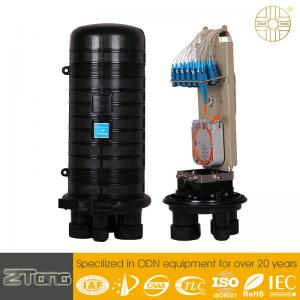 China 037#  Splice Tray Optical Fiber Splice Closure 36 Core 510*250MM Antirust on sale