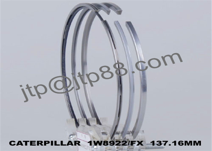 Iron / Copper / PTFE Engine Piston Rings For Automotive