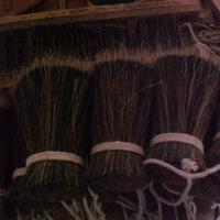 Horse Mane Tail Mixed PP4.5-15CM  Brush Hair To Making Cleaning Brush