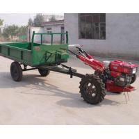Walking Tractor / Hand Tractor with Cart / Trailer