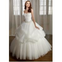 Ball Gown Beading Bridal Wedding Dresses (Ogt031W)