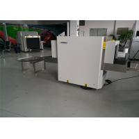 Parcel Check Security X Ray Scanner , X Ray Screening Equipment 40mm Steel
