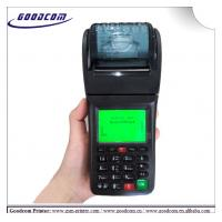 Goodcom GT6000G New Arrival Handheld Receipt Printer support 3G GPRS SMS