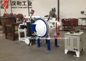 China Middle Frequency Induction Vacuum Heating System For Graphite on sale
