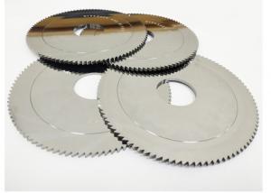 China Dia 100 Tungsten Carbide Blade , Sheet Metal Cutting Circular Saw Blade on sale