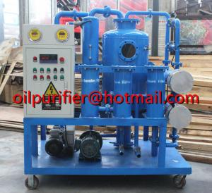 China Hot Sale High Vacuum Transformer Oil Filtration Machine, Mineral Insulation Oil Purifier, with stainless steel heater on sale
